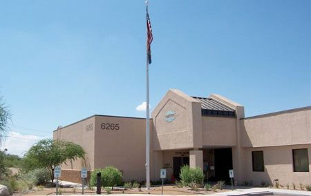 Metro Water District Building Tucson AZ